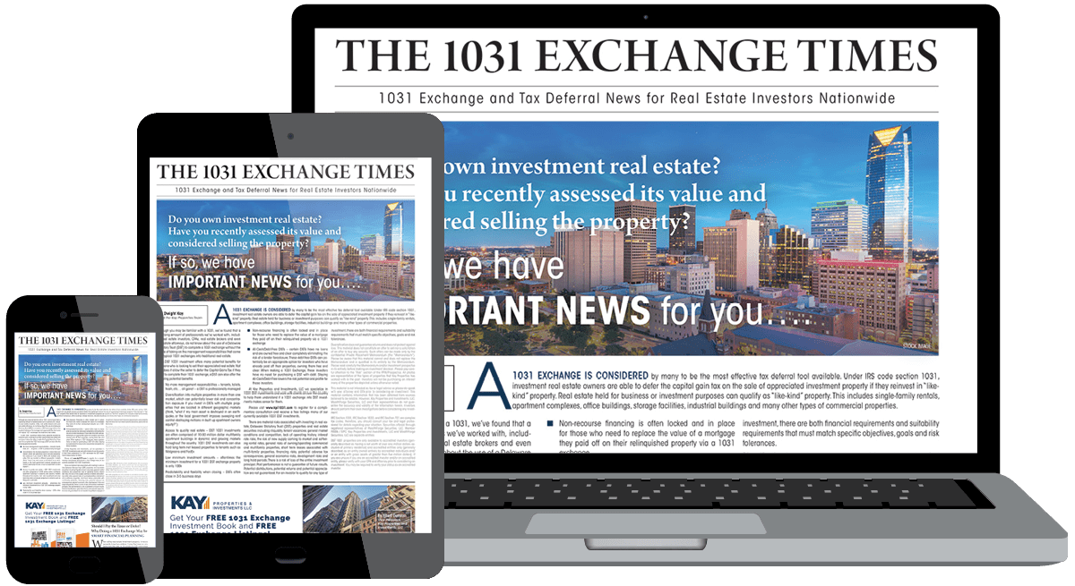 The 1031 Exchange Times