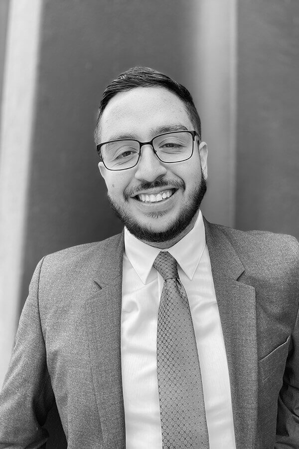 Victor Coronado, part of the Kay Properties and Investments team
