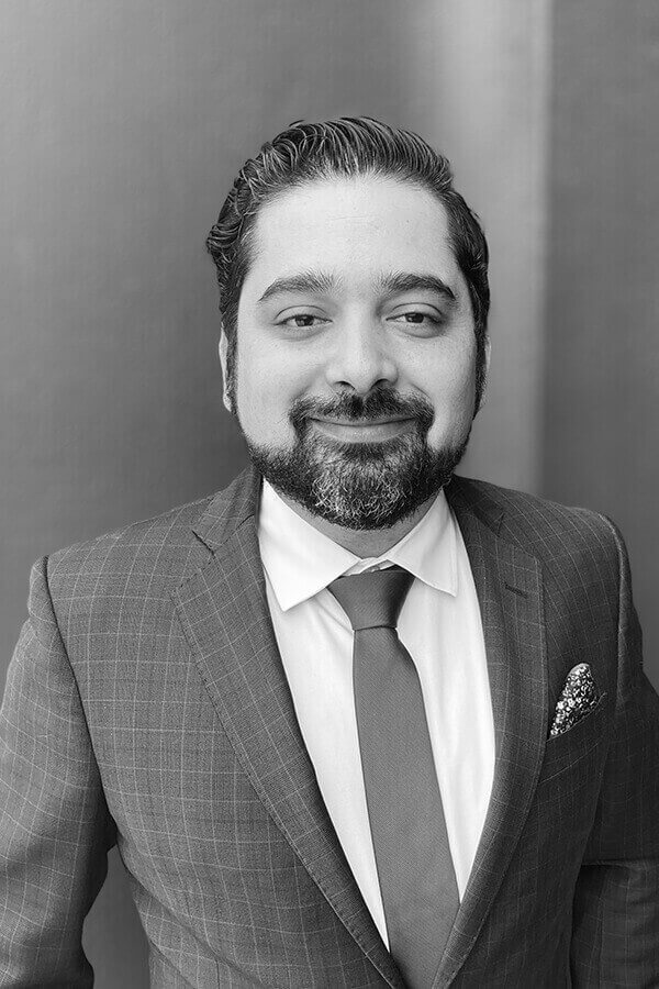 Edgar Cruz, part of the Kay Properties and Investments team