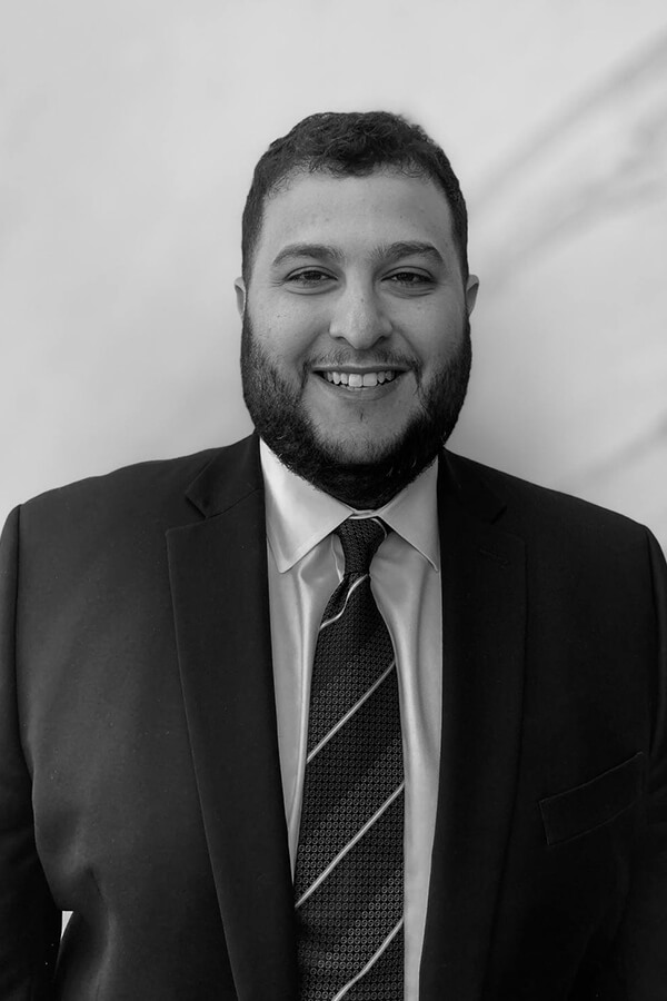 Sam Simino, part of the Kay Properties and Investments team